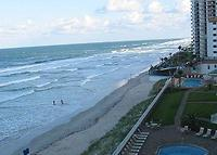 LUXERY OCEANFRONT CONDO 2 master suites - Short drive to DISNEY