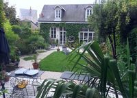 a quiet cottage in tours in the loire valley and wifi