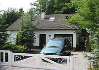 Beautiful small detached villa in the midst of the Belgian Ardennes, near the borders of Holland, France, Germany and Luxembourg