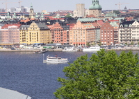 Wonderful sea view in the centre of beautiful Stockholm!