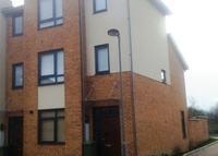 3 Bed new townhome built 2012 in Milton Keynes, England