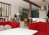 Paris Loft Style apartment, Buttes-Chaumont Parc