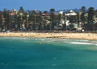 Manly beach 15 min to Opera House-seek ski resort Dec/Jan
