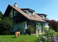 Nice home near Lausanne and lake Geneva.