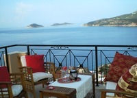 Villa on the Mediterranean in the quaint village of Kalkan