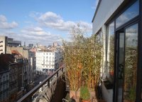 Peaceful apartment with panoramic view located in the Brussels heart