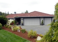Spacious 3-BR home in beautiful residential area. Victoria BC, Canada.
