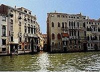 This two-room Venice Italy apartment in Historic 16th Palazzo on Canal