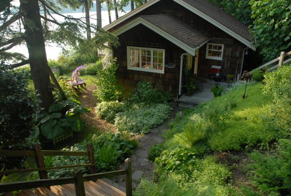 Klipsun Chuckanut Waterfront Cottage