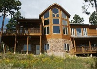 Secluded, Gorgeous 5,000SF Mountain Ski Retreat!