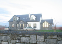 Large family home in scenic Connemara, Galway, West coast of Ireland