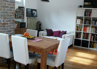 Charming and quiet 2 bedrooms flat in central and trendy district of Canal Saint Martin