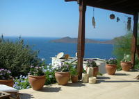 Bodrum Summer house with panoramic view