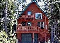 3 bedroom Mountain Cabin, near Lake Tahoe,Serene Lakes,skiing