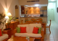 Two bedroom apartment available all year in beautiful Nuevo Vallarta