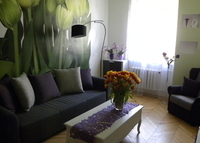 Nice, quiet, cosy apartment very close to the Old Town in Cracow.