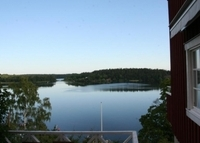 Large villa, stunning lake view 15 mins from downtown Stockholm