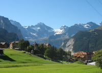 Wengen, most beautiful place in