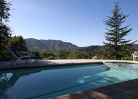 Beautiful house in the hills of LA with gorgeous views and pool