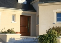 Modern French house in the Loire Valley (Paris 1 hour by train)