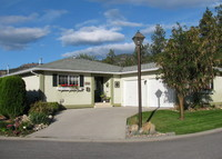 Comfortable two bedroom home in sunny Okanagan Valley
