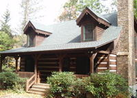 Blowing Rock Log Cabin - new and Private - Dancing Bear Cottage