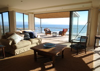 Scarborough, Cape Town: panoramic sea views