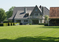 Magnificent villa with inground pool in world class destination Bruges