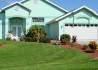 Sebastian FL., Central Coast, sleeps 6, heated pool, wi-fi, near beach