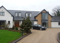 Modern country home 30km from Dublin city centre.
