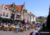 Roomy apartment in centre of Haarlem, near beach and Amsterdam