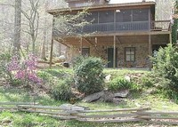 Riverside Cabin in Mountain Convenient to Atl, Ga
