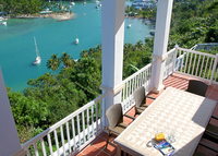 An Exclusive Caribbean Residence Located in Marigot Bay, St. Lucia.