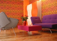 Nice, desing and colorfull flat in Marseille