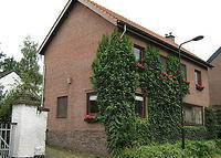 A cosy family house in a rural village near Maastricht