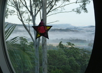 Gorgeous view best of bush & beach.avail 14 July . non simultaneous.