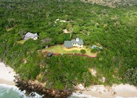 Stunning Villa in 30 acres with 400 meters of private beach.