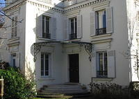 XIXth century house in courbevoie, right near to Paris