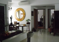 Luxury 3 Bedroom Condominium with Swimming Pool, close to the Beach.