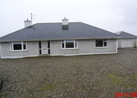 Lovely modern bungalow in a quiet rural location in county Wexford in south east Ireland