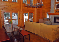 Luxurious North Lake Tahoe House 4 Bd 3 1/2 Bath And Gourmet Kitchen