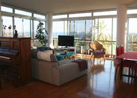 Apartment in the seafront of Barcelona with great views.