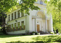 Historical villa from 1792, 5 min drive from central Stockholm.