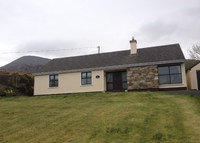 Holiday home overlooking Clew Bay near Westport, Mayo.