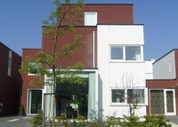 Large house Rotterdam(Top 5 Lonely Planet 2016)