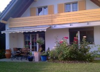 Lovely family house surrounded by a cosy and relaxing garden near Zür