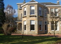 Beautiful Large Sandstone Victorian Villa within Central Scotland