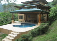 Grateful House in Costa Rica - Private Jungle Ocean View w Pool & Wifi