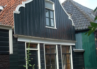 lovely wooden house in Amsterdam between the centre and the countryside