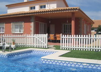 Home with pool in Seville, Perfect to visit Seville and Huelva beaches